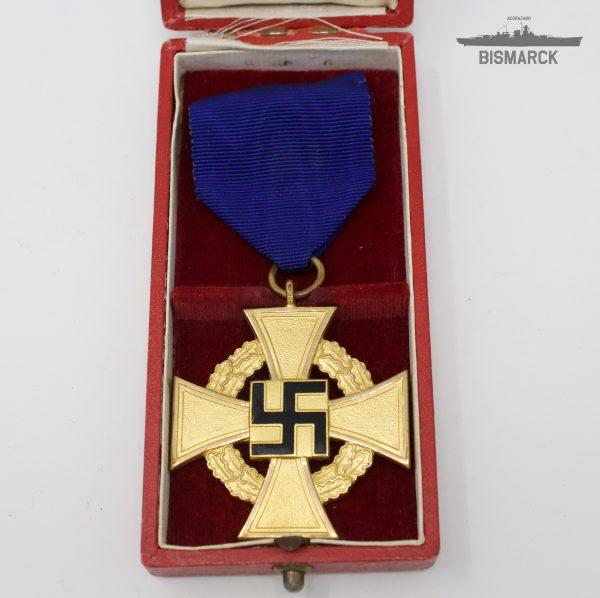 Medalla Leal Servicio al Estado 40 años