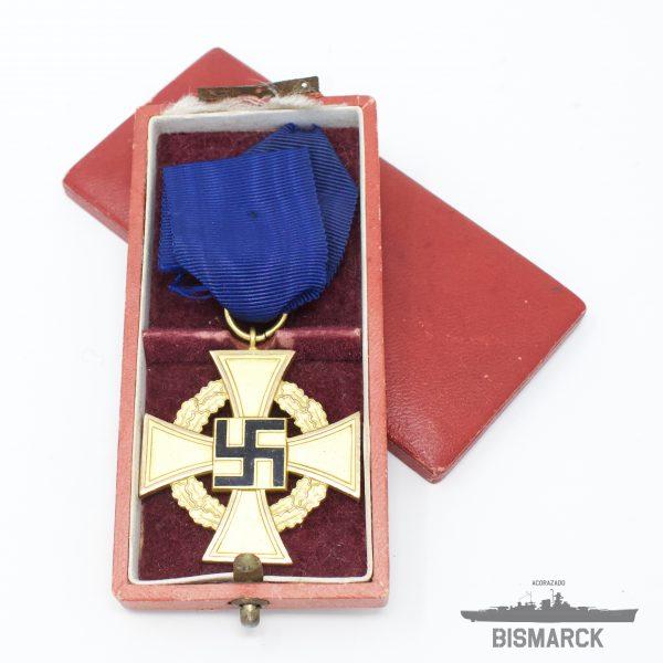 Medalla 40 años Servicio al Estado