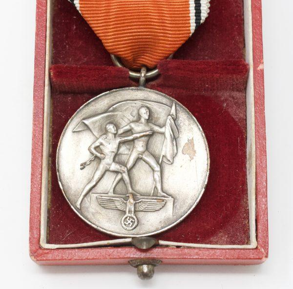 Medalla Anexión Austria