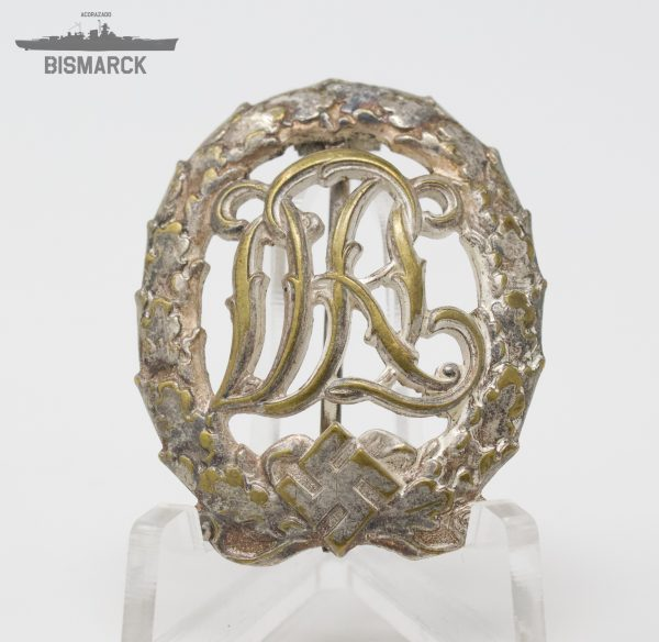 Insignia DRL categoria plata