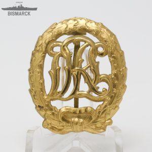 Insignia DRL categoría Oro 1957