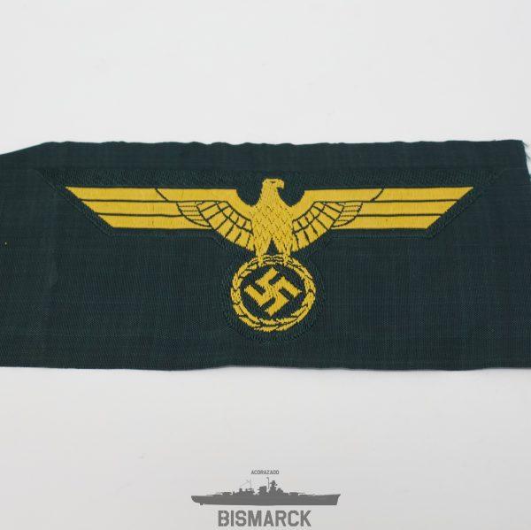 Parche Artilleria de Costa Kriegsmarine