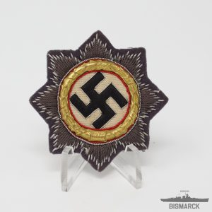 Cruz Alemana en Oro