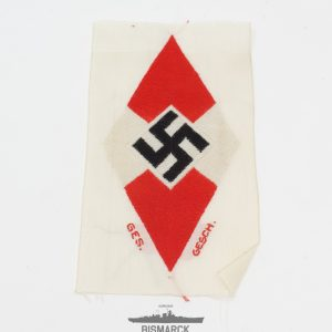 Parche HJ Hitlerjugend