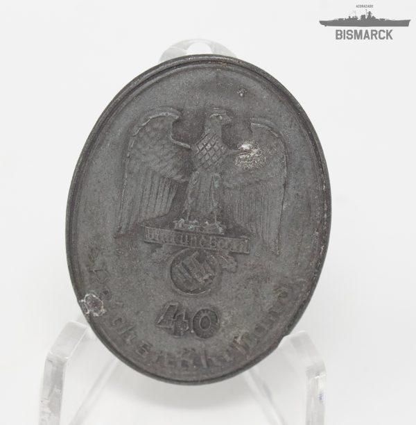 Insignia Reichsnährstand 40 años