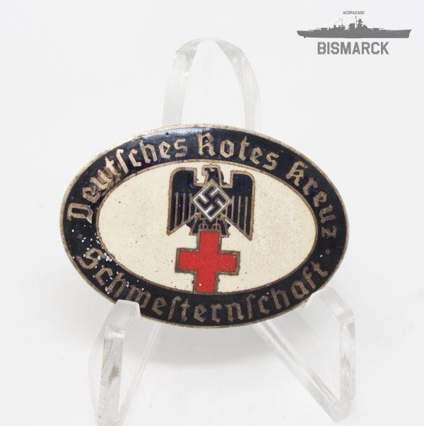 Broche Cruz Roja Alemana