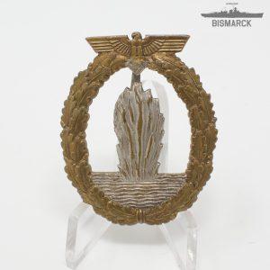 Distintivo de Combate de Dragaminas y Cazasubmarinos