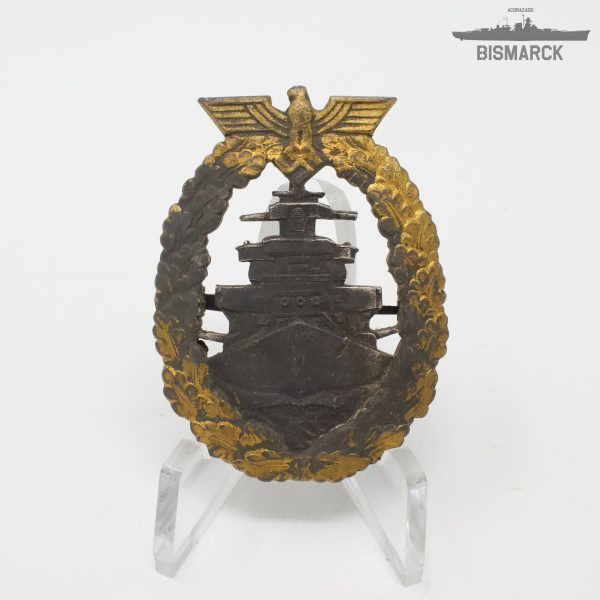 Distintivo Combate Flota de Alta Mar Bacqueville