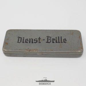 Caja Wehrmacht Dienst Brille