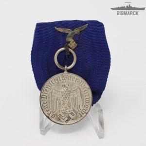 Medalla 4 años de Servicio en la Luftwaffe