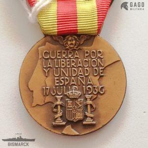 Medalla por la Liberación de España