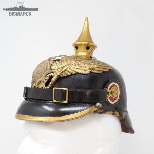 Pickelhaube Imperio Aleman