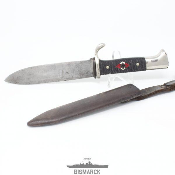 Cuchillo Hitlerjugend