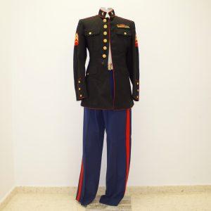Uniforme de gala del USMC