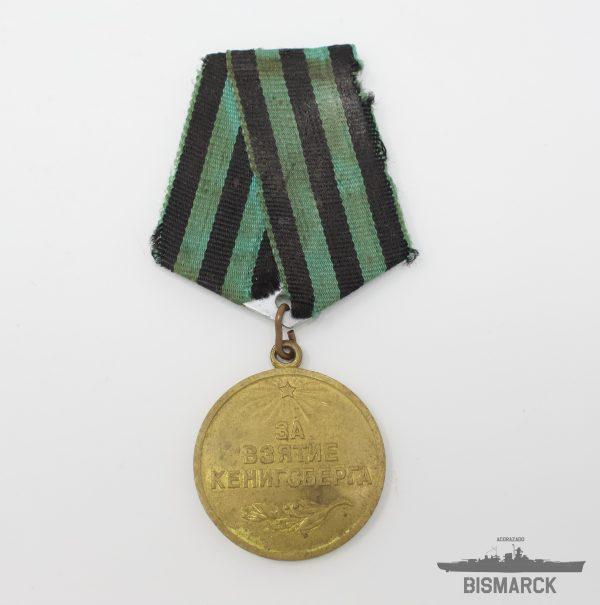 Medalla por la Captura de Königsberg