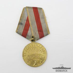 Medalla por la Liberación de Varsovia
