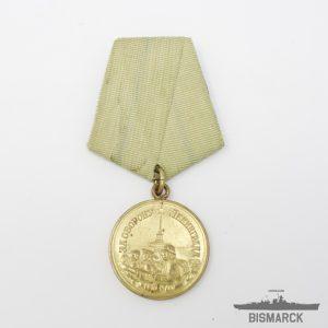 Medalla por la Defensa de Leningrado