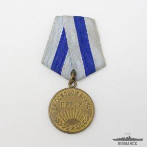 Medalla por la Liberación de Praga