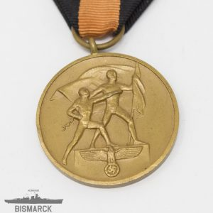 Medalla de losSudetes