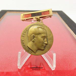 Medalla Jose Antonio XXV Aniversario