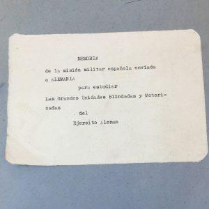 División Azul Memoria de la misión española