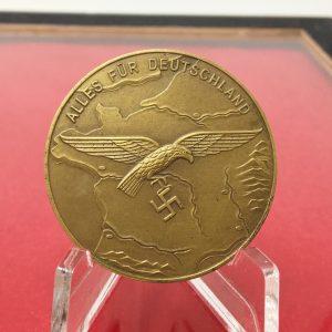 Medalla porServicios Meritorios