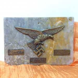 Placa Conmemorativa Legión Condor