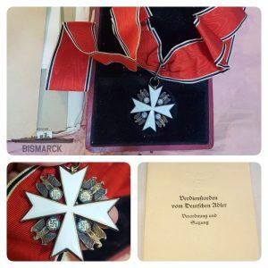 Cruz del Merito de la Orden del Aguila Alemana