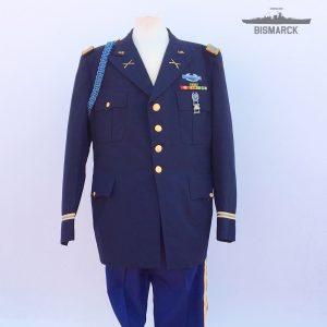 Uniforme de Gala EEUU oficial de infantería