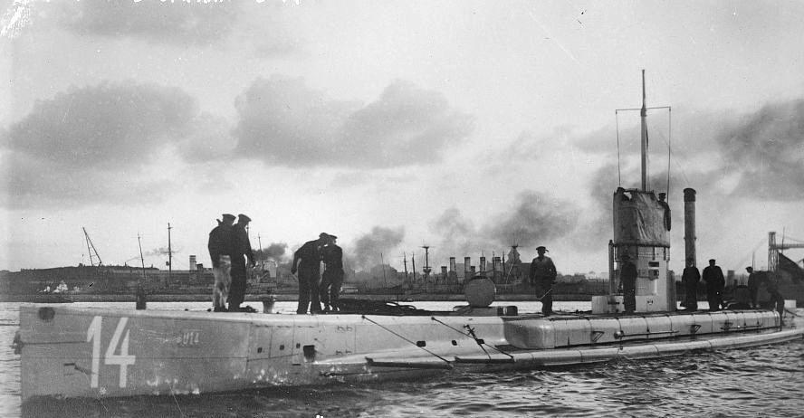 U-Boot-Kriegsabzeichen