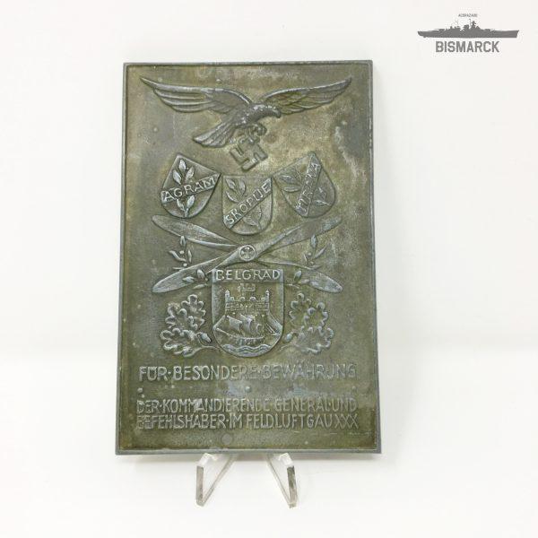 Placa de Honor para la Luftwaffe