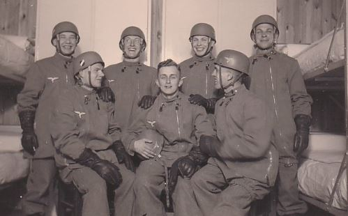 Fallschirmschützenabzeichen des Heeres 4