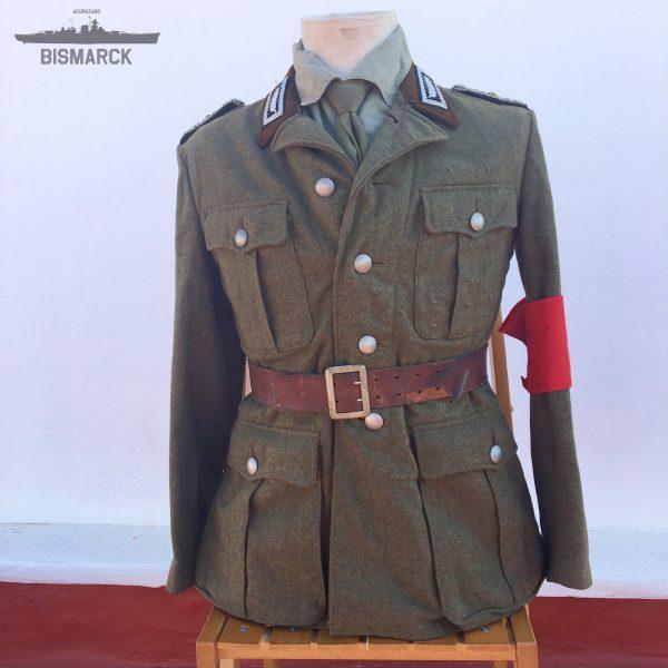 Chaqueta Teniente Coronel del RAD