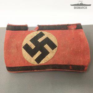 BRAZALETE SS de las Schutzstaffel