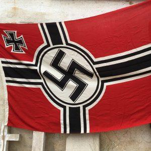 Bandera de la Kriegsmarine