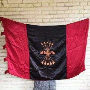 Bandera Falange Española Ref03
