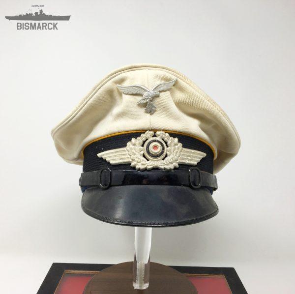 Gorra Suboficial de la Luftwaffe