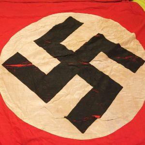 Bandera edificio del Tercer Reich