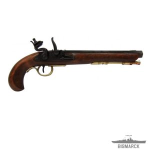 Pistola Kentucky modelo de chispa