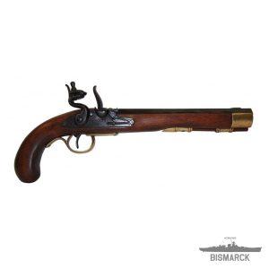 Pistola Kentucky con chispa