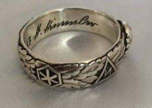 Inscripción anillo