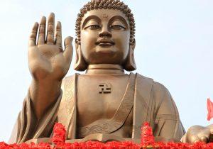 esvástica budismo