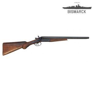 Escopeta de 2 cañones de Wyatt Earp