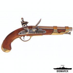 Pistola de caballería francesa
