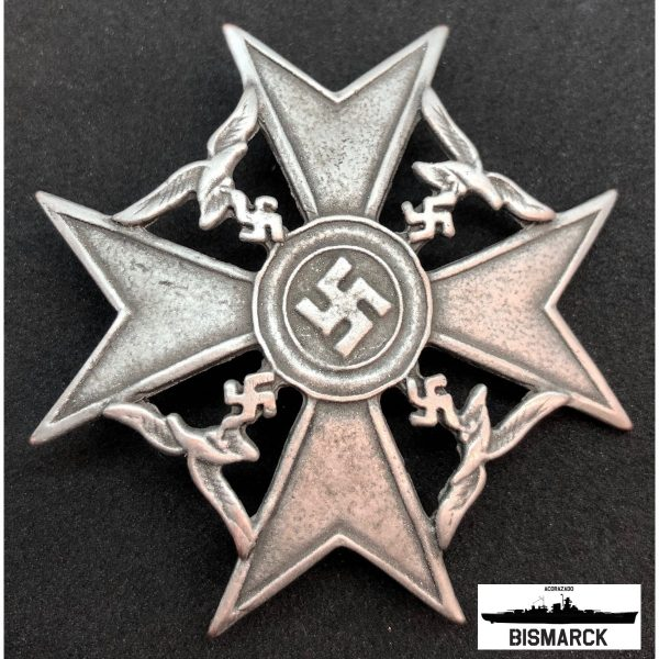 Cruz Española categoría plata