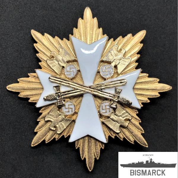 Gran Cruz de la Orden del Águila