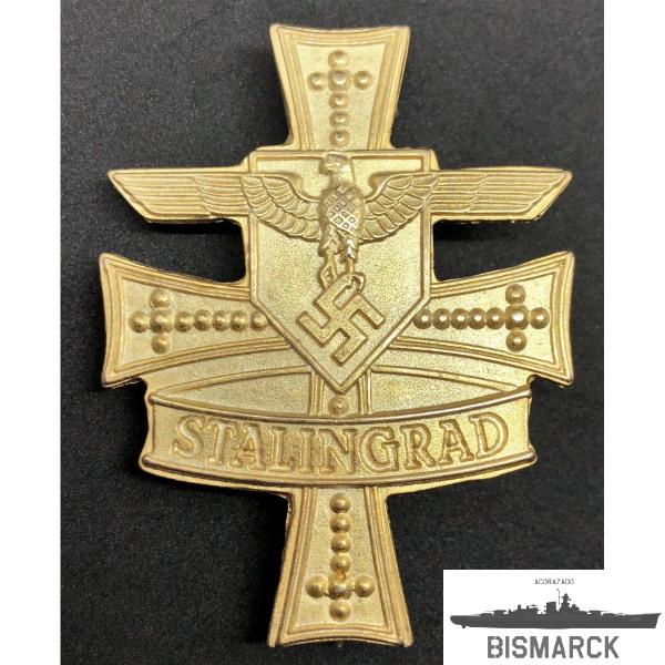 cruz de stalingrado oro