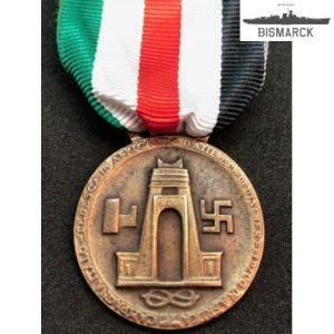 Medalla campaña norte de África