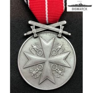 Medalla Alemana al Mérito con espadas