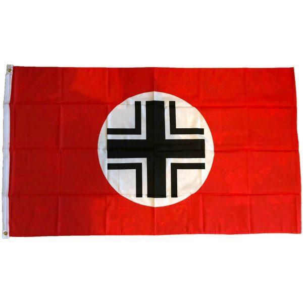 Bandera Balkenkreuz 90x150